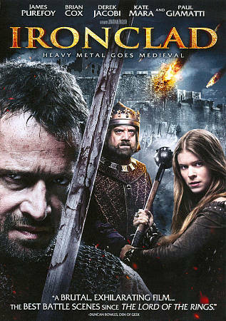 Ironclad (DVD, 2011)