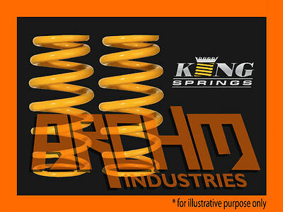 TOYOTA LANDCRUISER 80 & 100 SERIES REAR 5 INCH RAISED COIL SPRINGS