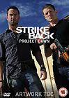 Strike Back - Project Dawn (DVD, 2011, 3-Disc Set)