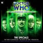 The Specials by Marc Platt, Mark Morris, Jonathan Morris (CD-Audio, 2011)