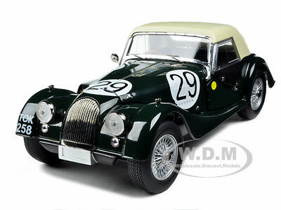 MORGAN PLUS 4 SUPER SPORTS #29 TOK258 1962 LE MANS WINNER 1/18 BY KYOSHO 08114A