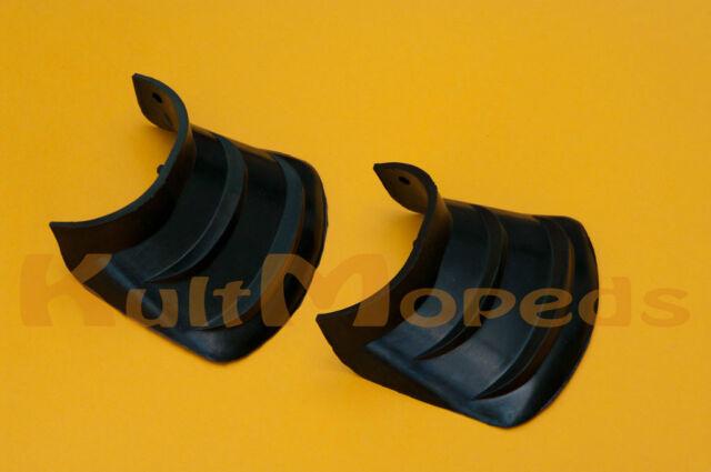 Simson Schmutzschutz Schutzblech Spritzschutz S51 S50 S70 S60 schwarz Gummi