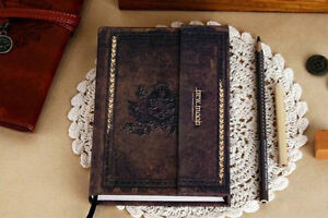 2013-2014-Twilight-New-Moon-Diary-Journal-Scheduler-Planner-Notebook