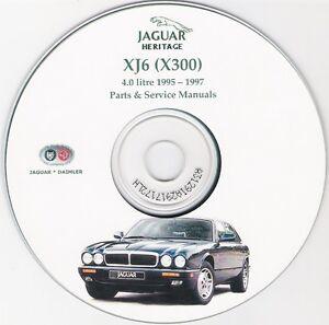 jaguar xj6 x300 4 0 service repair workshop manual and technical rh ebay com jaguar xj6 x300 owners manual pdf jaguar xj6 x300 service manual