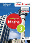 Cambridge Checkpoint Maths Student's Book: Book 3 by Ric Pimentel, Terry Wall (Paperback, 2011)