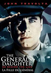 The-Generals-Daughter-DVD-2010-Bilingual-Free-Shipping-In-Canada