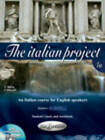 The Italian Project by Edilingua Pantelis Marin (CD-ROM, 2009)