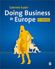Doing Business in Europe by Gabriele Suder (Paperback, 2011)