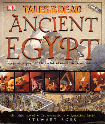 """""""AS NEW"""" Ancient Egypt: Tales of the Dead (Tales of the Dead S.), Ross, Stewart,"""