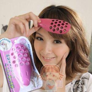 Hair Care Salon Japanese Doll Bangs Fringe Pvc Clip Ebay
