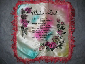 Vintage-pillow-cover-Mother-and-Dad-poem-with-flowers
