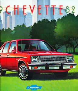 1982-Chevrolet-Chevy-Chevette-Sales-Brochure-Catalog