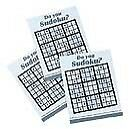 University Games Do You Sudoku Card Game for Adults