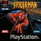 SpiderMan (Sony PlayStation 1, 2000) - US Version