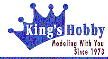 KING'S HOBBY SHOP