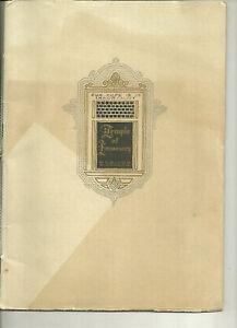 1920s-Temple-of-Freemasonry-program-Madison-Wisconsin