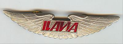ILAVIA Russian  ILJUSHIN Company Pilot Wings Badge RARE
