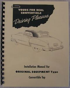 Studebaker-Convertible-Manual-1947-1948-1949-1950-51-52