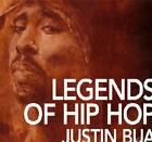 The Legends of Hip-Hop by Justin Bua (Hardback, 2011)