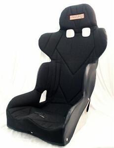 Kirkey Aluminum Racing Seat 38200 20 inch 10 to 20 Degree Layback