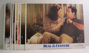 LOT-11-1983-US-Movie-Lobby-Cards-Deal-Of-The-Century