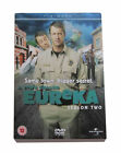 A Town Called Eureka - Series 2 - Complete (DVD, 2008, 4-Disc Set)
