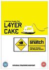 Layer Cake / Snatch (DVD, 2011, 2-Disc Set)