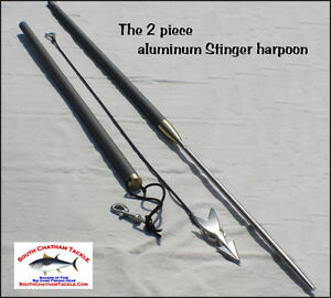 Harpoon, Aluminum 2 Piece with Stainless Steel Iron and ...