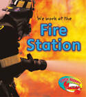 At the Fire Station by Angela Aylmore (Paperback, 2007)