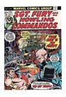 Sgt. Fury #115 (Oct 1973, Marvel)