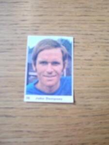19711972 No020 Chelsea  John Dempsey - Birmingham, United Kingdom - 19711972 No020 Chelsea  John Dempsey - Birmingham, United Kingdom