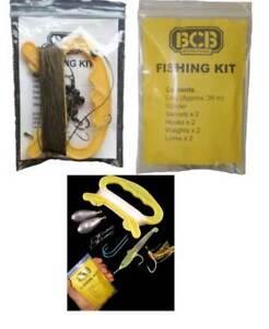 BCB-Hand-Line-Marine-SURVIVAL-FISHING-KIT-Liferaft-Boat