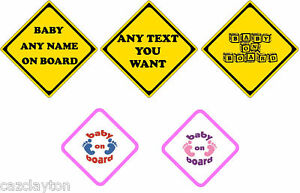 PERSONALISED-BABY-ON-BOARD-CAR-SIGN-CHOICE-OF-5-STYLES