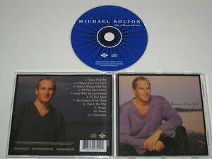 MICHAEL-BOLTON-SOLO-A-DONNA-COME-TE-JIVE-9223422-CD-ALBUM