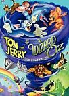 Tom And Jerry - Wizard Of Oz (DVD, 2011)