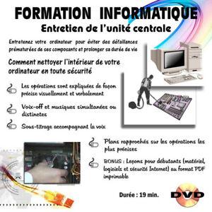 DVD-de-FORMATION-ENTRETIEN-DE-L-039-UNITE-CENTRALE