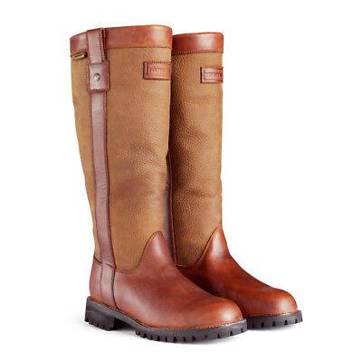 Hunter Wellington Boots Wellies Balmoral Westerley New Size 8 Eu42  Leather