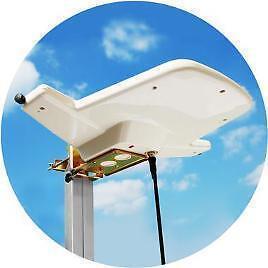 King-Controls-OA8000-034-Jack-034-White-Antenna-Head