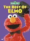 Sesame Street - The Best of Elmo (DVD, 2001)