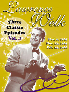 3-Classic-Episodes-of-Lawrence-Welk-Vol-4-DVD-1965