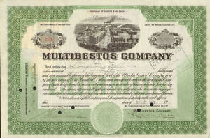 Multibestos-Company-gt-MA-stock-certificate-SIGNED-BELL