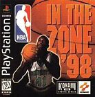 NBA in the Zone '98 (Sony PlayStation 1, 1997)