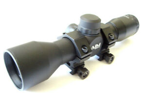 4X32-Tactical-Rangefinder-Rile-Scope-with-Scope-Rings