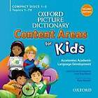 Oxford Picture Dictionary Content Areas for Kids: Audio CDs by Oxford University Press (CD-Audio, 2011)