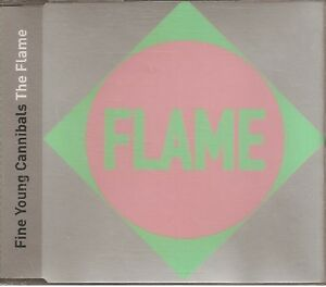 FINE YOUNG CANNIBALS - FLAME CD SINGLE - Italia - FINE YOUNG CANNIBALS - FLAME CD SINGLE - Italia