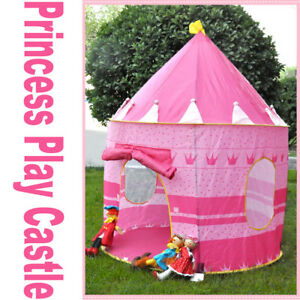 Pink-PLay-House-Kid-Child-Tent-Princess-Play-Castle-for-girls-best-gift