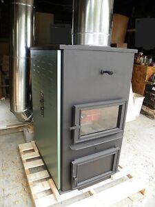 Magnum 6500 Corn Wood Pellet Multifuel Furnace Stove Ebay