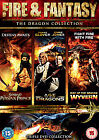 Fire And Fantasy - The Dragon Collection (DVD, 2011, 3-Disc Set, Box Set)