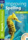Improving Spelling 8-9 by Andrew Brodie (Mixed media product, 2011)