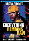 Busta Rhymes - Everything Remains Raw (DVD, 2006)